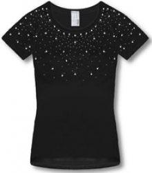 MODOVO Dámské triko 662 černé