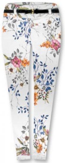 MODOVO Dámské kalhoty 1620 bílé