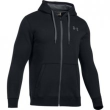Under Armour Rival Fitted Full Zip černá M