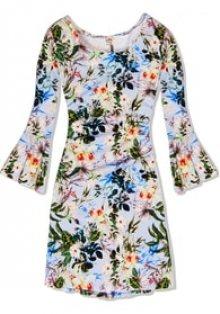 MODOVO Krátke dámské šaty 2079 modré