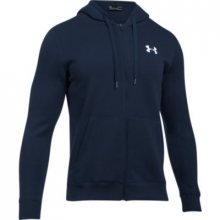 Under Armour Rival Fitted Full Zip modrá M