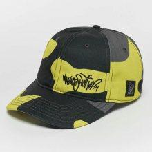 Čepice Flexfitted žlutá Standardní