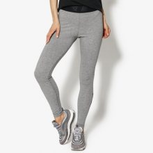 Nike Leggings W Nsw Lggng Legasee Hw Ženy Značky Nike 933346-091 Ženy Značky Nike Šedá US XS