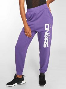 Sweat Pant Soft Dream Leila Ladys Logo Purple M