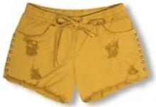 MODOVO Dámské šortky 8138 žluté