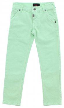 Jeans dětské John Richmond | Zelená | Dívčí | 6 let