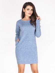 Foggy Dámské šaty FG100_BLUE
