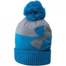 Under Armour Boys Pom Beanie Upd modrá 56-60