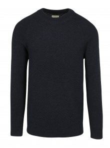 Tmavě modrý svetr Selected Homme Preston