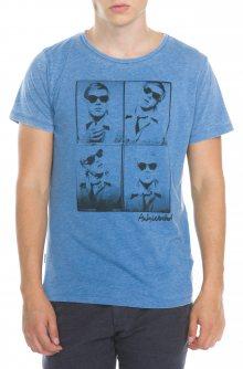 Booth Triko Pepe Jeans | Modrá | Pánské | S