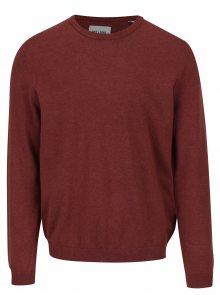 Červený lehký svetr ONLY & SONS Alex