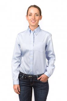 Gant Košile 432367_aw15 36 modrá\n\n