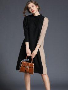 Ferraga Dámské šaty QE245 Black\n\n