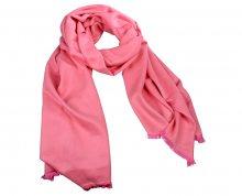 Art of Polo Dámský hedvábný šátek Islandia - růžový sz16308.2 SLEVA