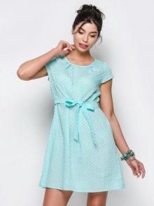 Zoe Dámské šaty 15361-2_turquoise