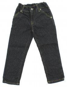 Jeans dětské John Richmond   Černá   Chlapecké   4 roky