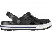 Coqui Pánské pantofle Lindo 6403 Antracit/White 102054 41