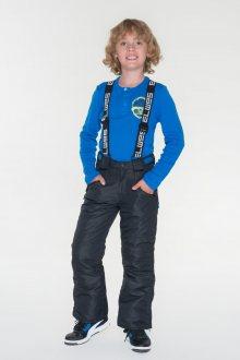 Sam 73 Chlapecké lyžařské kalhoty Sam 73 černá 116
