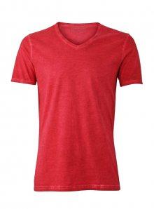 Pánské tričko Gipsy - Červená S