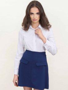 Misebla Dámská sukně, MSP0012_navy blue\n\n