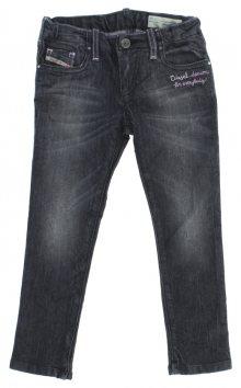 Jeans dětské Diesel | Černá | Dívčí | 4 roky