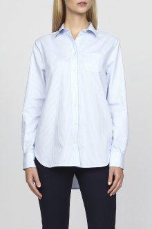 Košile GANT O1. STRIPED LONG SHIRT