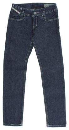 Jeans dětské Diesel   Modrá   Dívčí   9 let