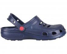 Coqui Pánské pantofle Kenso Work 6303 Navy 100203 41