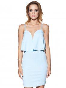 Candy Dámské šaty 1433_LT.BLUE\n\n