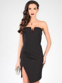 Poesse Dámské šaty PS17F P5013_BLACK