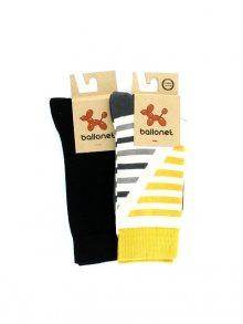 Ballonet Dámské ponožky Pack-X