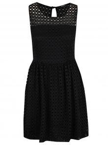 Černé krajkové šaty Haily´s Melly