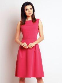 Infinite You Dámské šaty M097-pink
