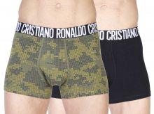 CR7 Cristiano Ronaldo Set pánských boxerek 2 ks\n\n