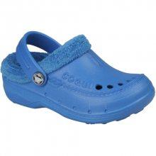 Coqui Dětské zateplené pantofle 9711 Blue 26-27