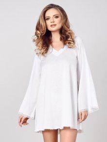 Vanilla Dámská noční košilka IC026-00_WHITE\n\n