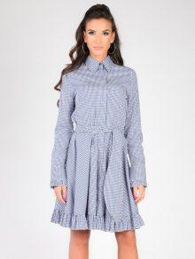 Isabel by Rozarancio Dámské šaty IR17S P4021_BLUE WHITE