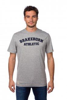 Brakeburn Pánské tričko BBMSST002007F15_aw15 šedá\n\n