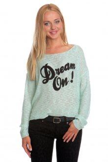 Brave Soul Dámský svetr Dream_ss15 zelená