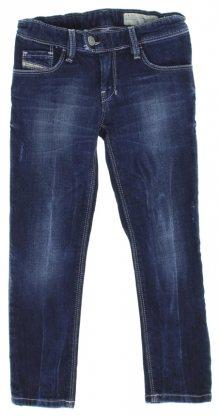 Jeans dětské Diesel | Modrá | Dívčí | 4 roky