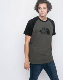 The North Face Raglan Easy NEW TAUPE GREEN M