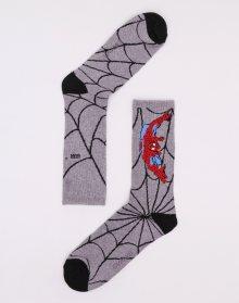 Vans Marvel Socks Heather Grey