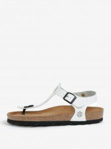 Bílé sandály OJJU