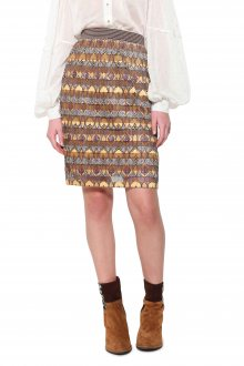 Desigual barevná sukně Aldara