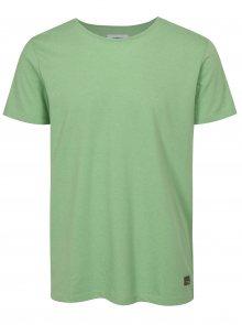 Světle zelené tričko s krátkým rukávem Lindbergh