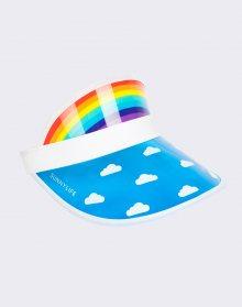Sunnylife Retro Sun Visor Rainbow S8JSUNRW