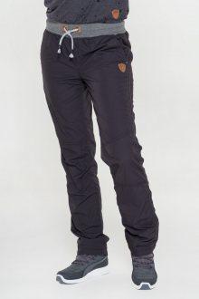 Sam 73 Dámské bavlněné kalhoty Sam 73 fialová tmavá XL