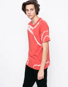 Levi´s® Setin Sunset Pocket Tie Dye Red L