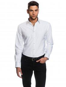 Embraer Pánská slim-fit košile 10010746_white\n\n
