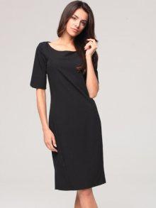 Karen Dámské šaty H77_BLACK\n\n
